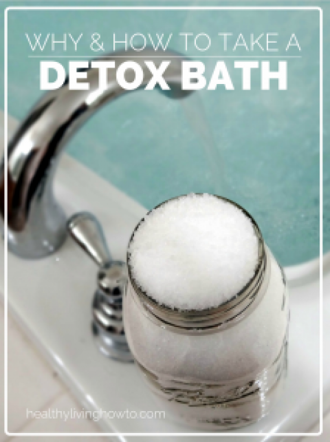 Detox Dialogue from the Tub