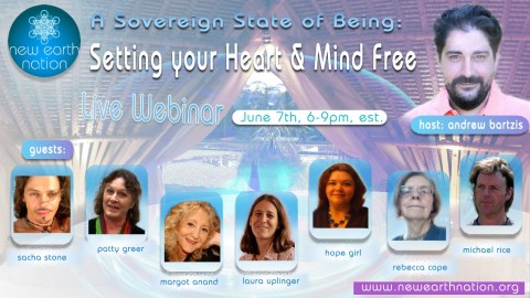 A Sovereign State of Being – Setting your Heart & Mind Free Part 1 of 3