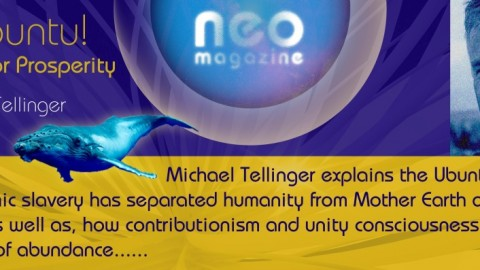 ~ NEO ~ A Blueprint for Human Prosperity: Ubuntu ~ Michael Tellinger