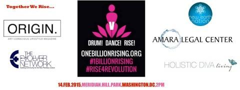 One Billion Rising 2015