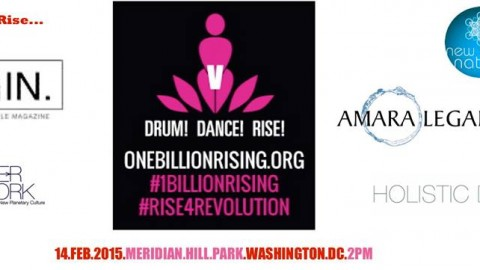One Billion Rising 2015
