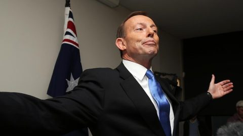 Tony Abbott Admits he Lied to Australia, and He's Proud of it!