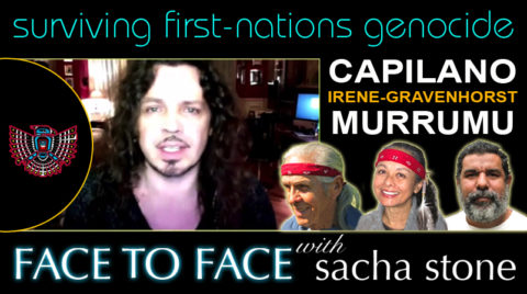Face to Face with Sacha Stone: Episode 4 – surviving first-nations genocide