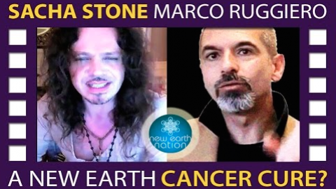 New Earth Cancer Cure: Sacha Stone speaks to Professor Marco Ruggiero