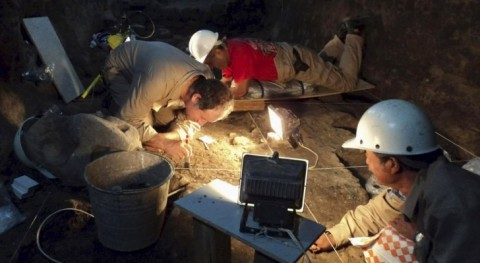 """Large Quantites"" Of Liquid Mercury Found Underneath Oldest Pyramid In Mexico"