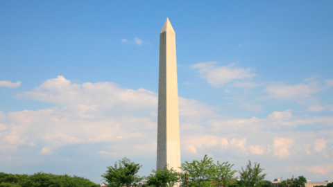 The Surprising Hidden Meaning Of The Washington Monument