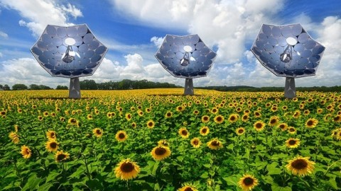 IBM Solar Collector Magnifies Sun By 2000X – These Could Provide Power To The Entire Planet