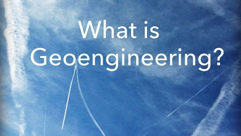 Geoengineering Is Not A Conspiracy Theory