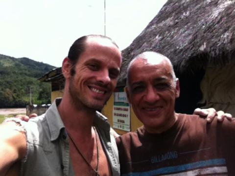 New Earth Peru Blog: We Meet at Last!