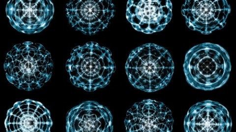 A Visual Meditation on Cymatics