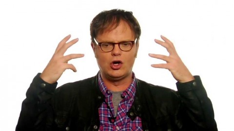 Rainn Wilson: The Coming Spiritual Revolution