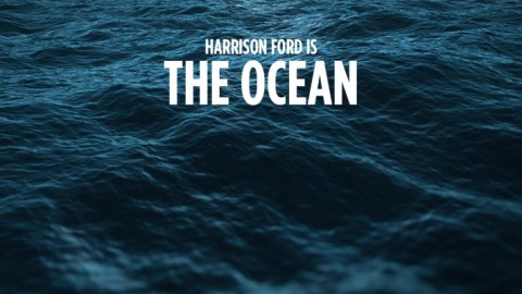Listen: Bone Chilling Narration By Harrison Ford Speaking As The Ocean