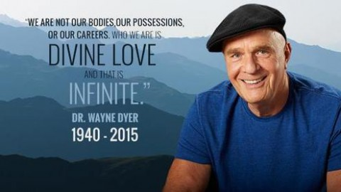 In Loving Memory of Dr. Wayne W. Dyer (1940 – 2015)