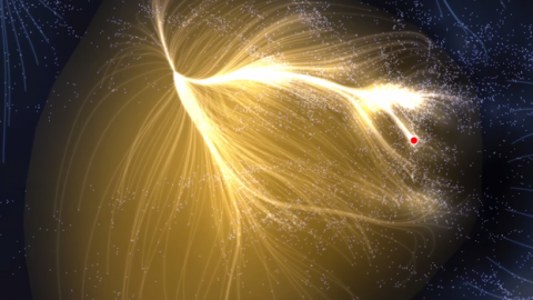 Scientists Mapped 8000 Galaxies (Out Of Billions) & Made An Amazing Discovery