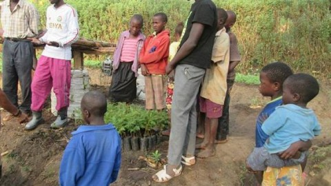 Young Kenyan Sees Permaculture Seeding Peace