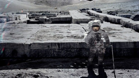 U.S. Defence Physicist Spills The Beans On What's Really Happening On The Moon