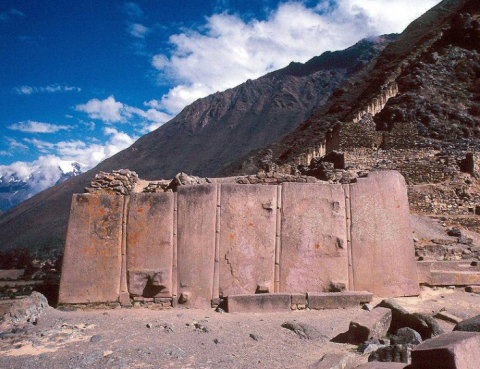 Evidence of Advanced Ancient Technology: The City of Ollantaytambo