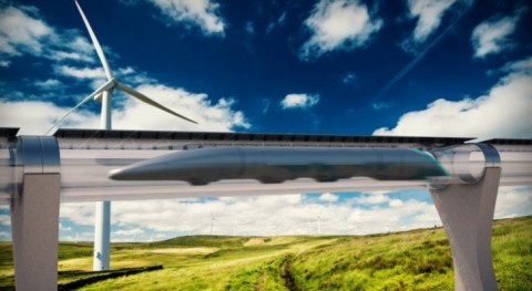 Tesla's Ultra-Speed Hyperloop Transportation System Will Change Transportation As We Know It
