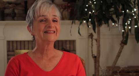 Hear What Happened When This Adorable 65-Year Old Woman With Cancer Took Mushrooms