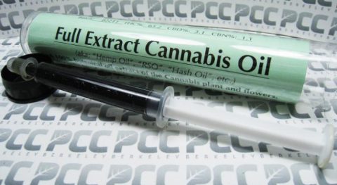 Cannabis Oil Dissolves Large Inoperable Cancerous Tumor In 8 Month Old Baby