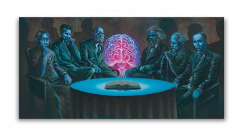 The Mind-Bending Artwork of MEAR ONE