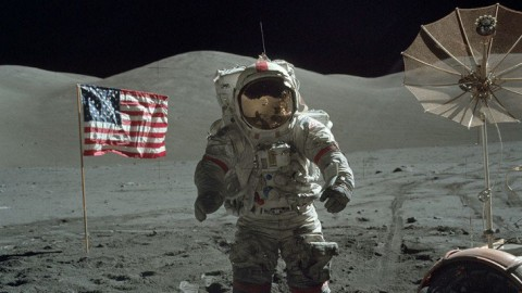 NASA Releases Thousands Of Never Seen Before Images From Apollo Missions