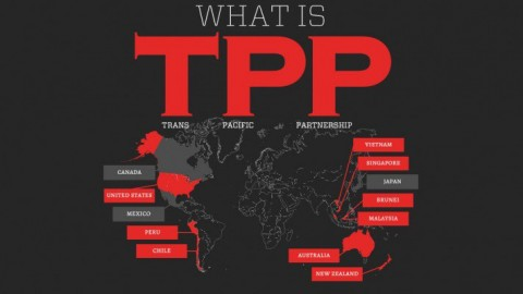 The TPP In 2 Minutes & Why It's The Worst Trade Deal You've Never Heard Of