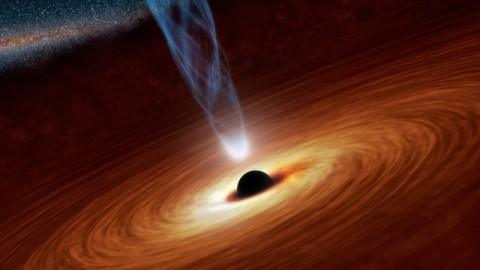 Scientists Convert Black Hole Light into Sound- Listen to the Sound of a Black Hole