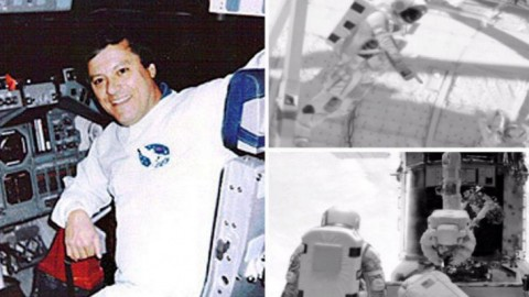 NASA Astronaut Speaks Of 9 Foot Tall Extraterrestrial Spotted On Space Mission