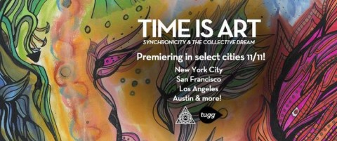 'Time Is Art' Premiere Syncs Into Theaters On 11/11/2015!