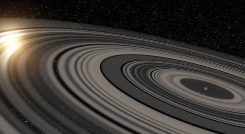 Saturn Just Lost Its Bragging Rights After Astronomers Discovered A New Massive & Distant World