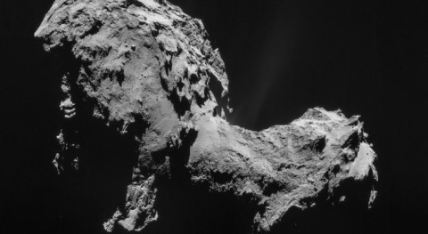 Rosetta Probe Reveals Surprising Discovery About The Water On Comet 67p