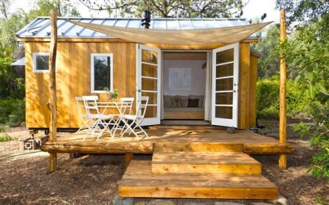 Tiny Homes, Big Hearts – Group Looks To Provide Tiny Homes To Homeless