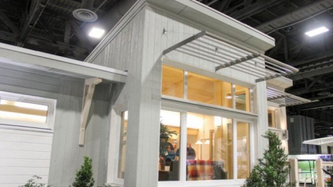 Affordable Net-Zero Pre-Fab Home Is Solar Powered & Constructed In Only 3 Days