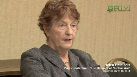 Take 10 Minutes To Inform Yourself On The Fukushima Crisis: Expert Helen Caldicott Clearly Explains