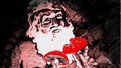 Did Magic Mushrooms Send Santa & His Reindeer 'Flying'? Investigating Pre-Christian Santa Folklore