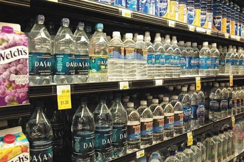 Printable List of Bottled Water Containing Fluoride