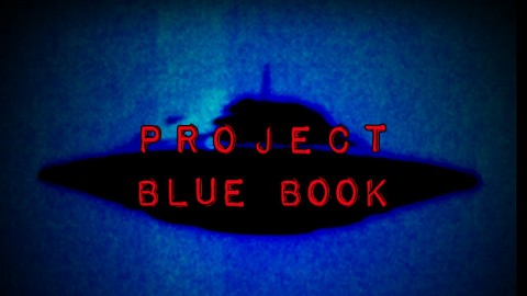PROJECT BLUE BOOK - Harvard astronomer Dr. J. Allen Hynek  BlueBook-480x270