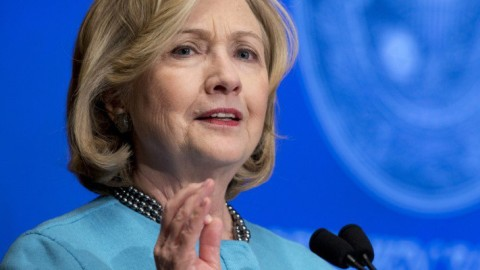 "Hillary Clinton Opens Up About Extraterrestrials: ""We May Have Been Visited Already"""