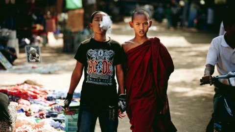 The Punk and the Monk – A True Story