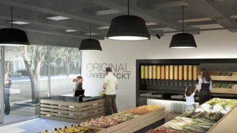 "Soon Germany Will Open Its First ""Zero-Waste"" Supermarket"
