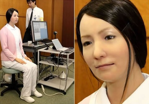 Concerning Video: Intelligent Human Robots To Work In Hospitals & With Special Needs Children
