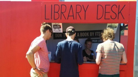 At This Library You Can Borrow A Human Instead Of A Book