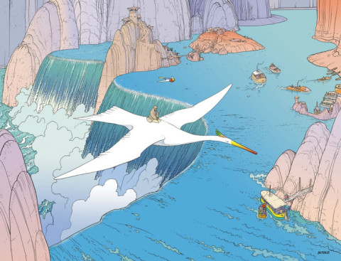 18 Wisdom-Filled Tips For Creativity From the Artist Mœbius (1996)