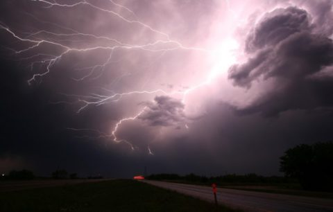 Lightning Storm Survival Tips