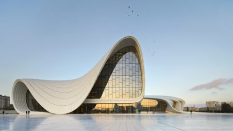 The Stunning Architecture of Zaha Hadid