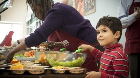 Why This School District Became The First In North America To Go 100% Organic & Non-GMO