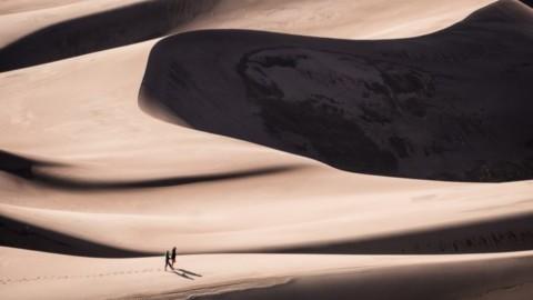 Desert Shelters