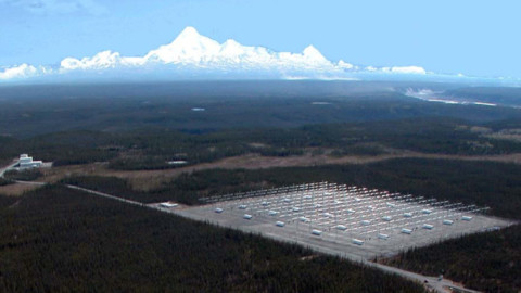 Dagda's HAARP: Musical Weather Modification