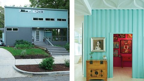 You'll Never Believe That These Homes Are ALL Made From Shipping Containers
